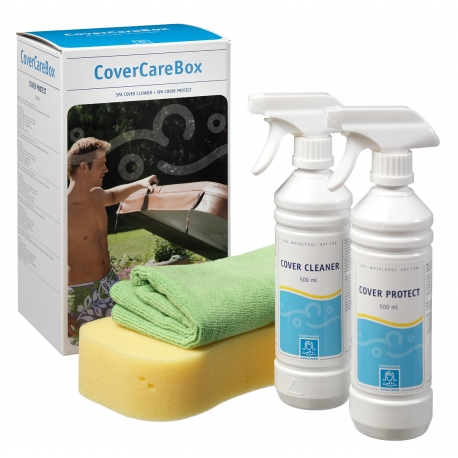 Image of SpaCare CoverCare Box til Spa rengøring