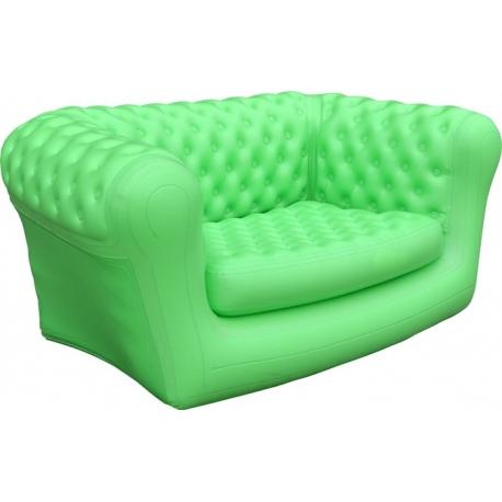 Billede af Z-Flates Oppustelig sofa - grøn
