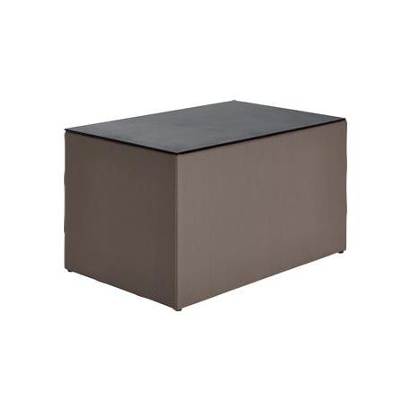 Image of   Loggia Lounge bord - grå-brun