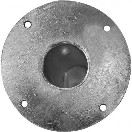 Image of   Nedstøbningsrør til Kæmpe parasol