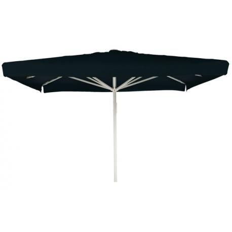 Image of   Kæmpeparasol Sunbrella 5 x 5 m med frisekant - Grøn